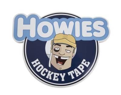 Free Howies Hockey Tape Sticker