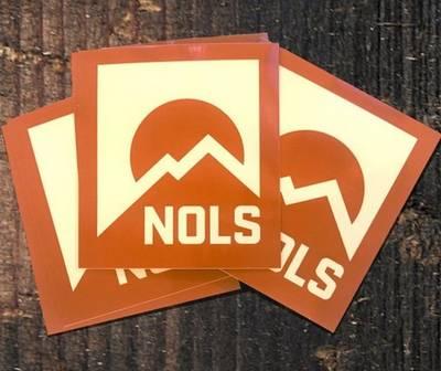 Free NOLS Stickers