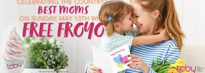 Free 6oz. of Froyo at TCBY (5/13)