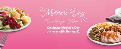 Free Slice of Strawberry Pie for Moms at Shoney's (5/13)