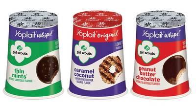 Free Yoplait Girl Scouts Yogurt at Meijer