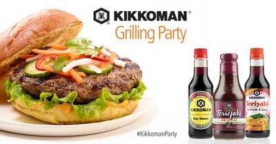 Free Kikkoman Grilling Party Pack (Apply)