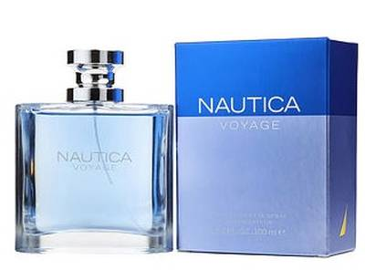 Free Nautica Voyage Cologne Samples