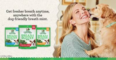 Smile by GREENIES Treats Petco Party Pack (Apply)