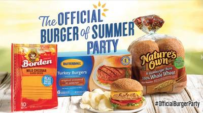 The Official Burger of Summer Party (Apply)