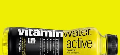 Free Vitaminwater Active at Kroger (5/25)