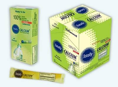 Free Totally Calcium Drink Mix Sample