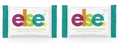 FREE Else Plant Based Complete Nutrition for Toddlers Sample