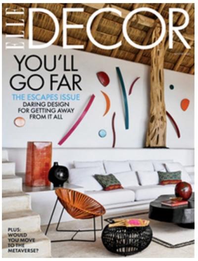 Free Elle Decor Magazine subscription
