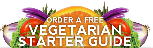 Free Vegetarian Starter Guide