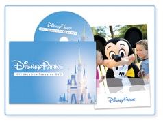 Free Disney Parks Vacation Planning DVD