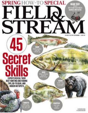 Free Subscription to Field & Stream Magazine
