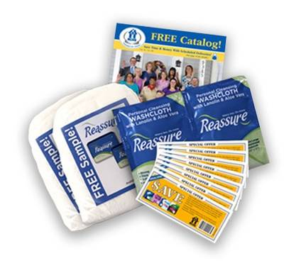 Free sample, catalog and $45 worth of coupons from HDIS