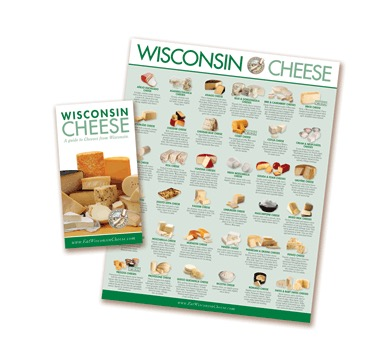 Free Wisconsin Cheese Guide