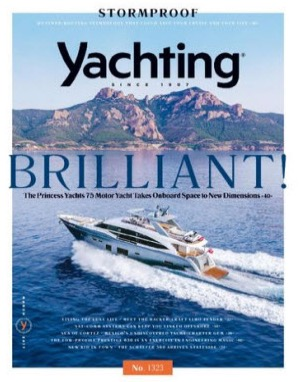 Complimentary 1-year Subscription to Yachting Magazine