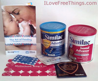 Free Similac Formula Samples and Coupons