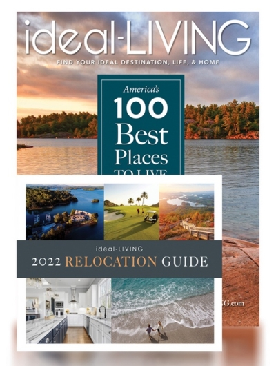 Free Copy of Ideal Living Magazine