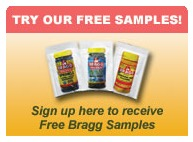 Free Bragg Seasonings and Yeast Sample