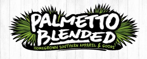 Free Palmetto Blended Decal
