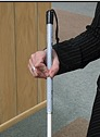 Free White Cane (for blind or visually impaired)