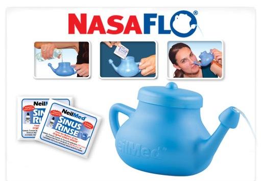 Free NeilMed NasaFlo Neti Pot (fb)