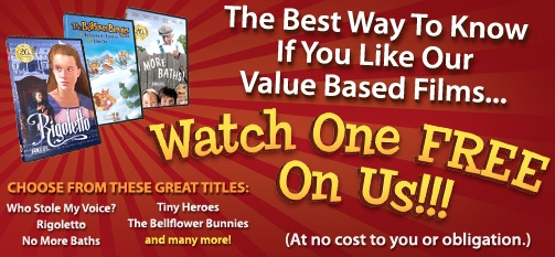 Free Movie on DVD from Family TV