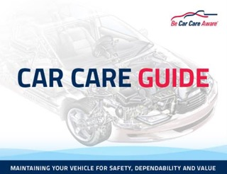 Free Printed Copy of The Car Care Guide