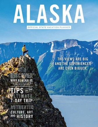 Free Official State of Alaska Vacation Planner
