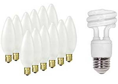 Free LED Keychain Light and Free Light Bulbs at Lamps Plus