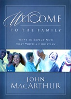 Free Book: Welcome To The Family (Religious)
