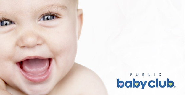 Publix Baby Club: Free Baby Products and More (FL, GA, SC, NC, AL and TN)