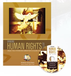 Free Human Rights Information Kit for Educators