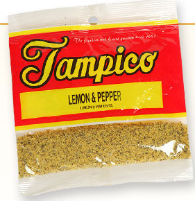 Free Sample of Tampico Seasoning
