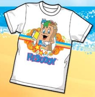 Free H-E-Buddy T-Shirt for Kids (TX Only)