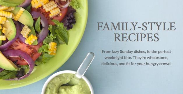 Free Subscription to Publix FamilyStyle Magazine (FL, GA, AL, SC, TN)