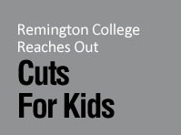 Free Haircut for Kids at Remington College